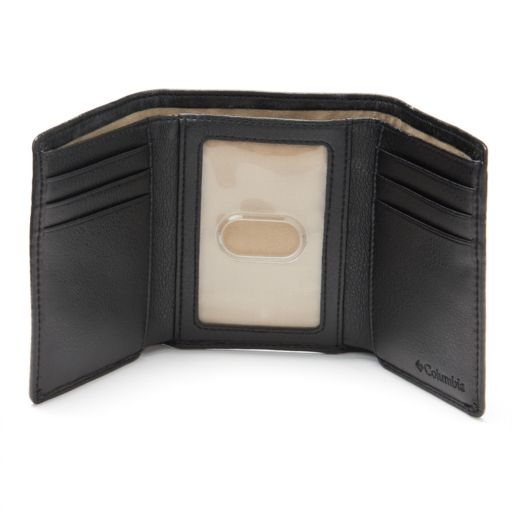 Men's Columbia Trifold Security Wallet