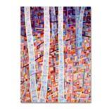 "Trademark Fine Art Mandy Budan ""Incandescence"" Canvas Wall Art"
