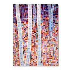 Trademark Fine Art Mandy Budan 'Incandescence' Canvas Wall Art