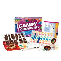 Thames & Kosmos Candy Chemistry Experiment Kit
