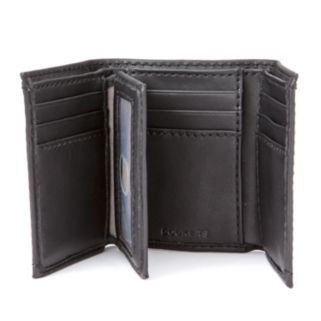 Men's Dockers® Extra-Capacity Leather Trifold Wallet