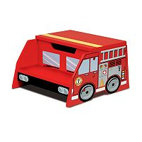 KidKraft® Fire Truck Step Stool