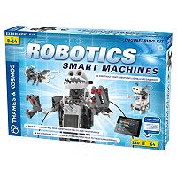 Thames & Kosmos Robotics Smart Machines Engineering Kit