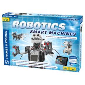 Thames & Kosmos Robotics Smart Machines Engineering Kit