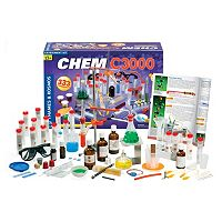 Thames & Kosmos CHEM C3000 Experiment Kit