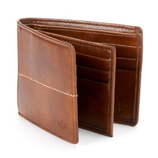 Men's Dockers® Extra-Capacity Bifold Wallet