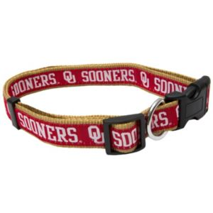 Oklahoma Sooners NCAA Pet Collar