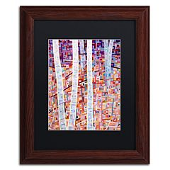 Trademark Fine Art Mandy Budan 'Incandescence' Matted Framed Wall Art