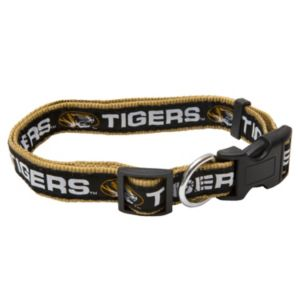 Missouri Tigers NCAA Pet Collar