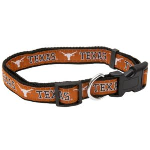 Texas Longhorns NCAA Pet Collar