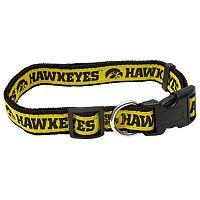 Iowa Hawkeyes NCAA Pet Collar
