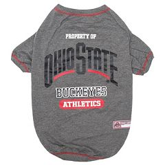 Ohio State Buckeyes Pet Tee