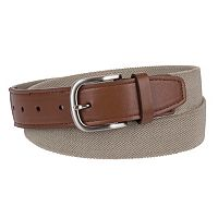 Men's Croft & Barrow® Stretch Web Belt