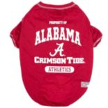 Alabama Crimson Tide Pet Tee