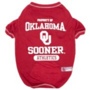 Oklahoma Sooners Pet Tee