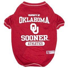 Oklahoma Sooners Pet Tee