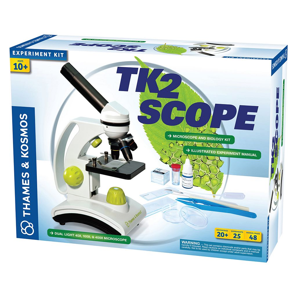 Thames & Kosmos TK2 Scope Experiment Kit