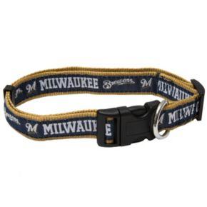 Milwaukee Brewers MLB Pet Collar