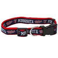 Minnesota Twins MLB Pet Collar