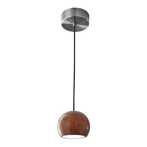Adesso Cypress LED Round Pendant Lamp