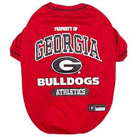 Georgia Bulldogs Pet Tee