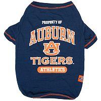 Auburn Tigers Pet Tee
