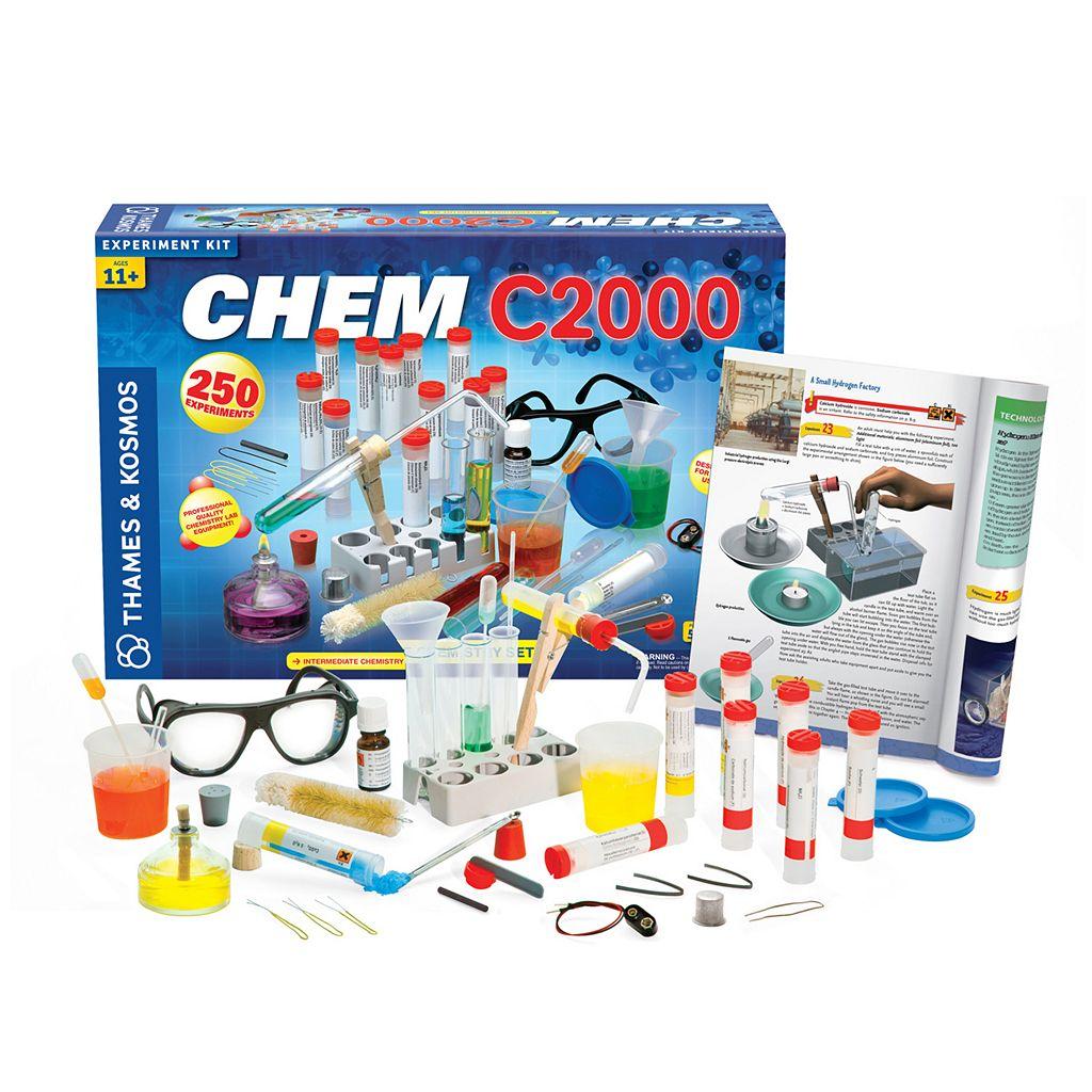 Thames & Kosmos CHEM C2000 Experiment Kit