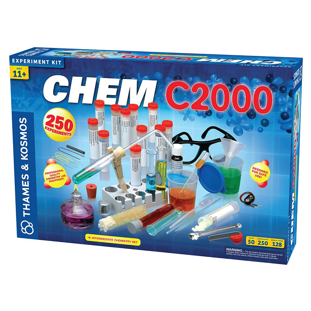 Thames & Kosmos CHEM C2000 Experiment Kit