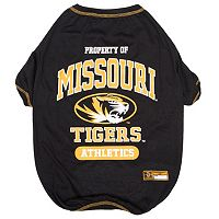 Missouri Tigers Pet Tee