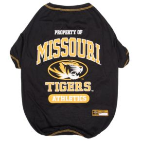 Missouri Tigers Pet Tee