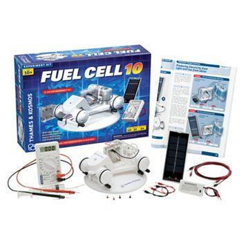 Thames & Kosmos Fuel Cell 10 Car & Experiment Kit