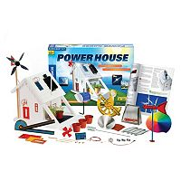 Thames & Kosmos Power House Experiment Kit