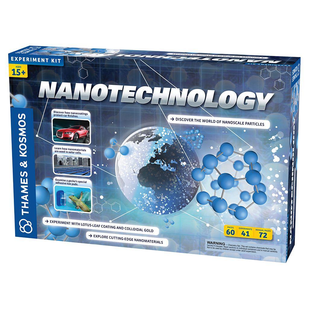 Thames & Kosmos Nanotechnology Experiment Kit