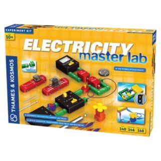 Thames & Kosmos Electricity Master Lab Experiment Kit