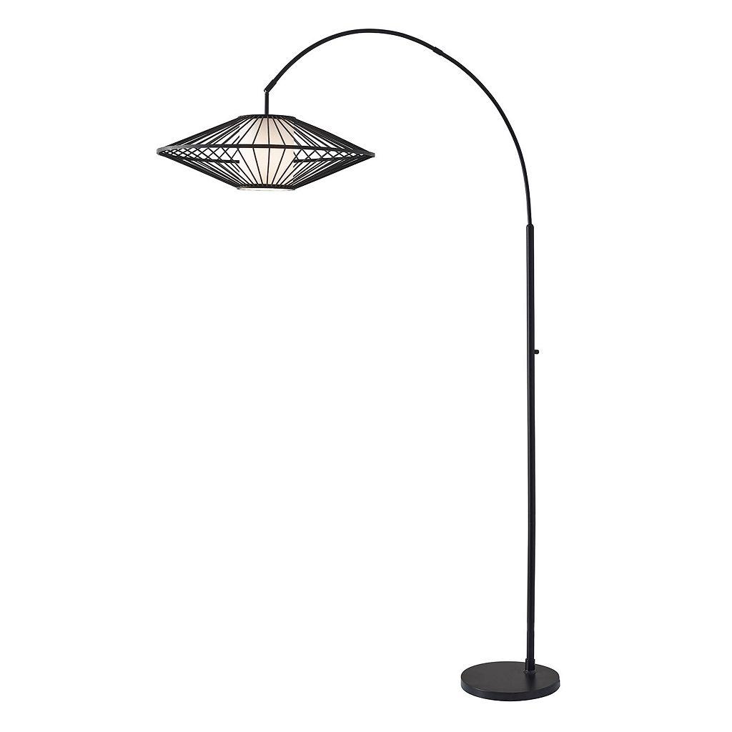 Adesso Calypso Arc Floor Lamp