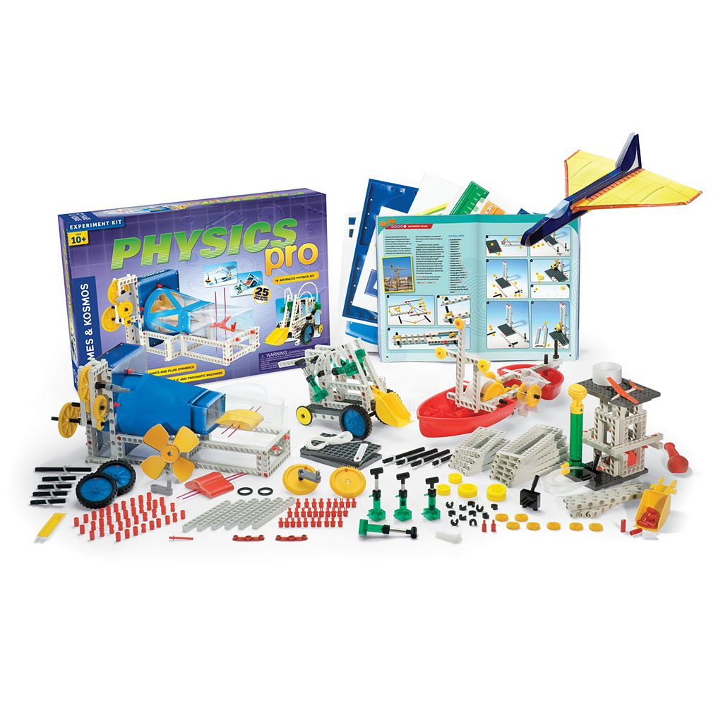 Thames & Kosmos Physics Pro Experiment Kit