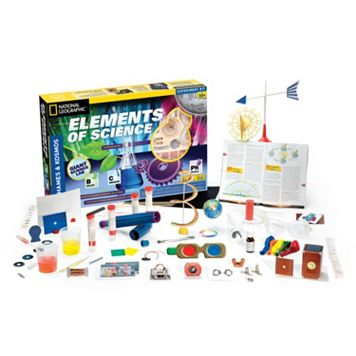 Thames & Kosmos Elements of Science Experiment Kit