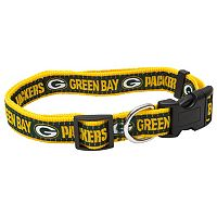 Green Bay Packers NFL Pet Collar