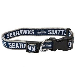 Seattle Seahawks NFL Pet Collar
