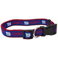 New York Giants NFL Pet Collar