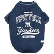 New York Yankees Pet Tee