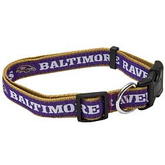 Baltimore Ravens NFL Pet Collar