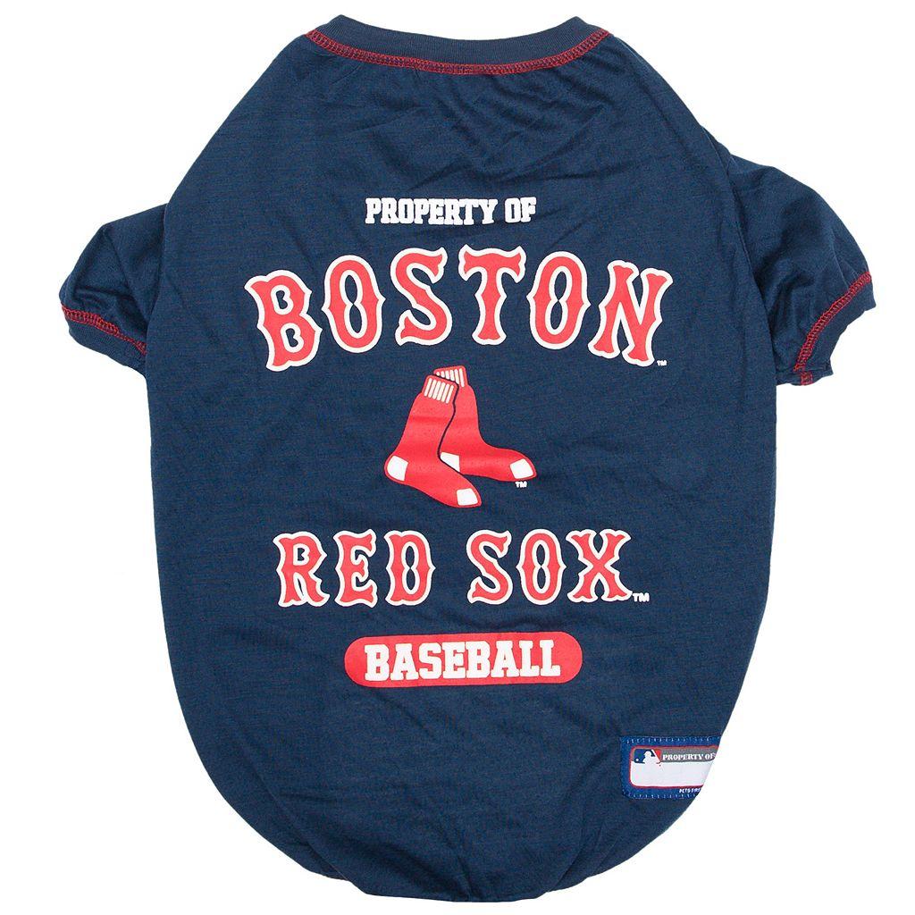 Boston Red Sox Pet Tee