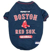 Boston Red Sox Pet Tee