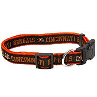 Cincinnati Bengals NFL Pet Collar