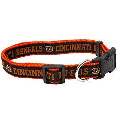 Cincinnati Bengals NFL Pet Collar
