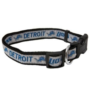 Detroit Lions NFL Pet Collar
