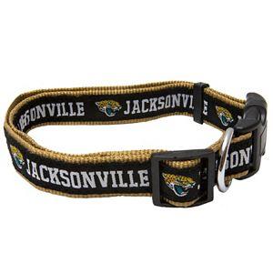 Jacksonville Jaguars NFL Pet Collar