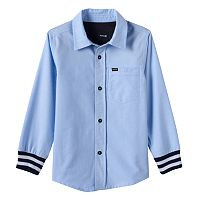 Boys 4-7 Hurley Button-Down Shirt