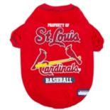St. Louis Cardinals Pet Tee